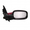 Зеркало MEGANE II заднего вида электро/подогрев Правое Renault оригинал Б/У 7701068375
