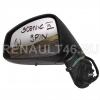 Зеркало SCENIC III заднего вида электро/подогрев (9 конт.) Левое Renault оригинал Б/У 963021615R