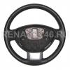 Рулевое колесо DUSTER Е-2 (кожа) Renault оригинал Б/У 484302323R