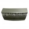 Крышка багажника DACIA LOGAN ФАЗА 2 (без отверстий под молд.) Renault оригинал Б/У 901007841R
