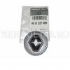 """Колпачок литого диска 15""""-17"""" (темно-серый) Renault оригинал 403152766R"""