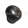 Ручка переключения КПП KANGOO/CLIO II (ХРОМ) аналог 8200208091