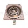 Диск тормозной передний 296x26 (Megane III/Scenic III/Lagana III) Renault оригинал 402066813R