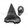 Ручка КПП+чехол с кольцом LOGAN II 2014- Renault оригинал 328657887R+969356242R