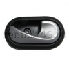 Ручка внутрисалонная хром. Правая (фаза2, sandero) Renault оригинал