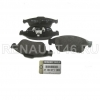 Колодки тормозные передние MEGANE III/DUSTER 2.0 Renault оригинал 410607115R