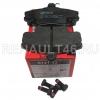 Колодки тормозные передние REMSA 0141.32  аналог 410602192R