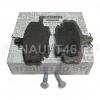 Колодки тормозные передние Renault оригинал 410602192R