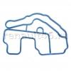 Прокладка корпуса термостата 16V (резина) Victor Reinz 70-35236-00 аналог 8200029741