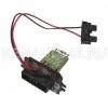 Резистор двигателя отопителя CLIO II/SYMBOL VALEO (без AC) Renault оригинал Б/У 7701050736