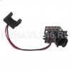 Резистор двигателя отопителя KANGOO (без AC и салонного фильтра) Renault оригинал Б/У 7701034875