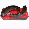 Колодки тормозные задние (большие 200мм) REMSA 4199.01 аналог 7701208111