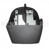 Кожух подрулевой (под регулировку) LOGAN фаза 2/SANDERO Renault оригинал Б/У 8200739453+8200739450