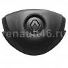 Подушка безопасности водительская E-0 (в руль) фаза2 (2010--) Renault оригинал 8200891571