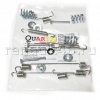 Монтажный комплект задних тормозных колодок (D180mm) QuartZ QZ-120-5756 аналог 7701205756