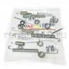 Монтажный комплект задних тормозных колодок (D203mm) QuartZ QZ-120-8856 аналог 7701208856