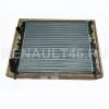 Радиатор охлаждения для авто без кондиционера (до 2008 года) VALEO 231378 аналог 7700838134