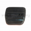 Накладка резина (чехол) на педали тормоза, сцепления Asam-Sa 30794 аналог