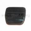 Накладка резина (чехол) на педали тормоза, сцепления LEX NP-8715 аналог