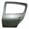 Дверь SANDERO задняя Левая Е-0 (без отверстий под молд.) Renault оригинал Б/У 8201056829; 821012255R