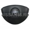 Подушка безопастности водительская (в руль) ALMERA G-15 NISSAN оригинал 985104AA0A