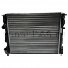 Радиатор охлаждения для авто без кондиционера (с 2008 года) SAT SG-RN002-08 ан-г 8200735038