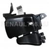 Кожух защитный амортизатора передний Logan фаза2 Правый Renault оригинал 6001549272